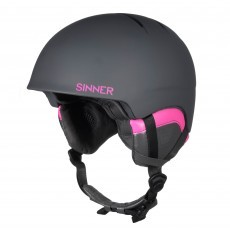 SINNER Lost Trail skihelm matte grey