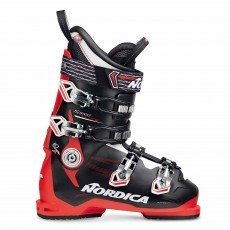 Nordica Speedmachine 110 skischoenen heren red black white
