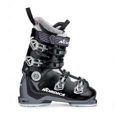 Nordica Speedmachine 85 skischoenen dames anthracite black white