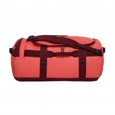 The North Face Base Camp Duffel M reistas cayenne red regal red