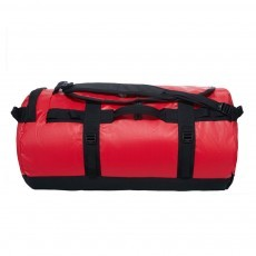 The North Face Base Camp Duffel M reistas tnf red tnf black