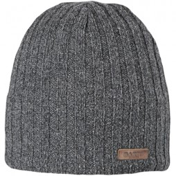 Haakon Beanie muts heren dark heather