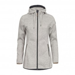 Icepeak Lalette vest dames light grey