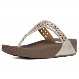 FitFlop Carmel Toe-Post  slippers dames