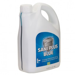 Sani Plus Blue toiletvloeistof