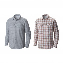 Columbia Silver Ridge Plaid overhemd heren