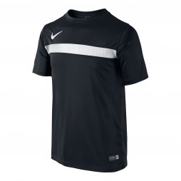 Nike Dry Academy voetbalshirt black white junior