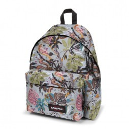 Eastpak Padded Pak'r rugzak snake and bird