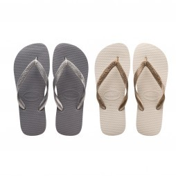 Havaianas Top Metallic slippers
