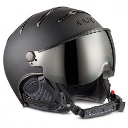 KASK Chrome helm black