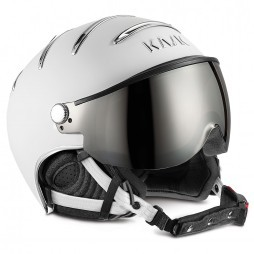 KASK Chrome helm silver
