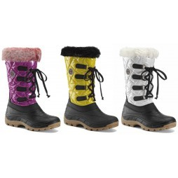 Magic junior snowboots