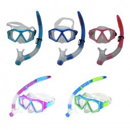 Molokai DX snorkelset junior