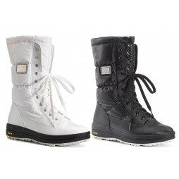 Glamour snowboots dames