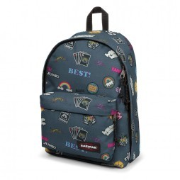 Eastpak Out Of Office rugzak all patched