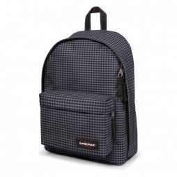 Eastpak Out Of Office rugzak gingham grey
