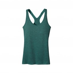 Patagonia Fleur Tank top dames Howling turquoise