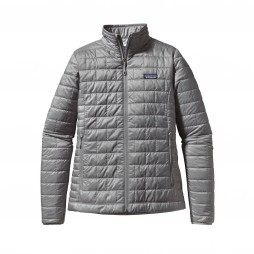 Patagonia Nano Puff jack dames Feather grey