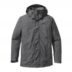 Patagonia Snowshot outdoor jack heren Forge grey