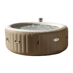 PureSpa Bubble Massage 28404 opblaasbare jacuzzi