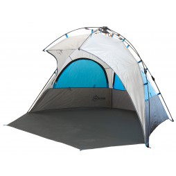 Hawaii Quick-Up Shelter strandtent grey
