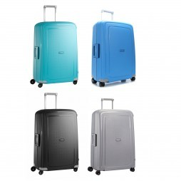 Samsonite S'Cure Spinner 75 4 kleuren