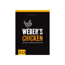 Weber's Chicken - De beste barbecuerecepten kookboek