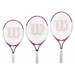 Juice Pink tennisracket junior