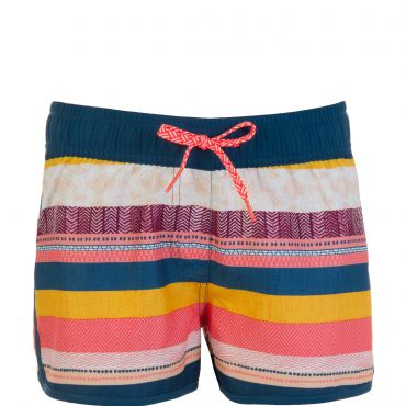 Zwembroek Short.Protest Kimba Jr Beach Short Zwembroek Junior Beet Red De Wit Schijndel