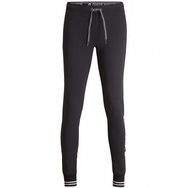 Skinny Joggingbroek Dames.Bjorn Borg Sheena Skinny Joggingbroek Dames Black De Wit Schijndel