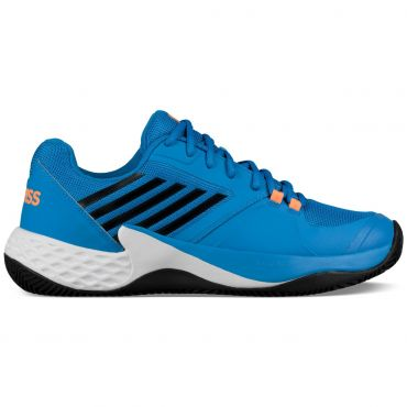 k-swiss aero court hb 06135 tennisschoenen heren brilliant blue neon