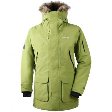 Winterjas Parka Heren.Didriksons Marcel Parka Winterjas Heren Faded Green