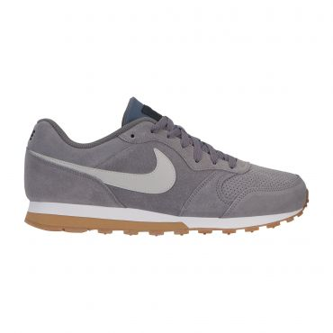 the latest c4af3 25e59 Nike MD Runner 2 Suede AQ9211 vrijetijdsschoenen heren gunsmoke