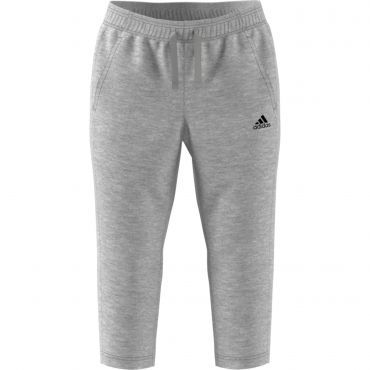 Merk Joggingbroek Dames.Adidas Essentials Solid 3 4 Joggingbroek Dames Grey De Wit Schijndel