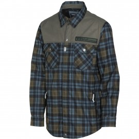 rehall shirt-r jas heren checks bluestone