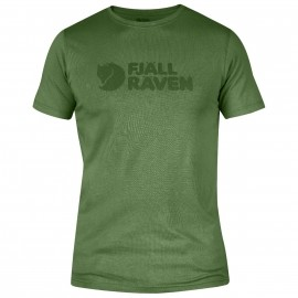 fjallraven logo shirt heren fern