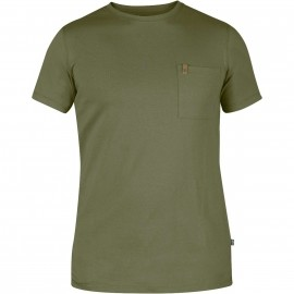 fjallraven ovik pocket shirt heren green