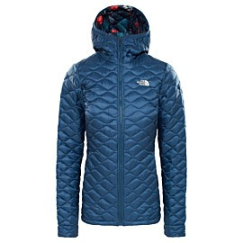 80cd2b450dc the north face thermoball jas dames blue wing teal