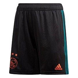 adidas ajax trainingsshort junior black tech green