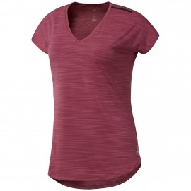 2439a139892 -40% Reebok ACTIVCHILL shirt dames twisted berry