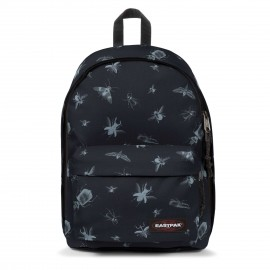 eastpak out of office rugzak bugged black