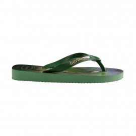 havaianas kids go dino slippers junior verde
