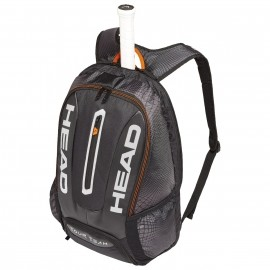 bff1b49fc49 head tour team backpack tennistas black silver