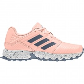 new style 521a4 69ac6 adidas Hockey Lux hockeyschoenen junior clear orange raw steel grey one