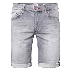 petrol jackson short heren dusty silver