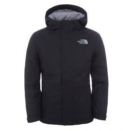 The North Face Snow Quest winterjas junior black