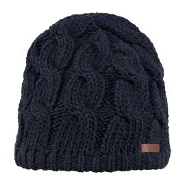 Barts JP Cable beanie muts junior navy