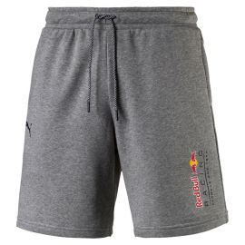 Puma Red Bull Racing Logo Sweat short heren grey