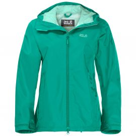 Jack Wolfskin Arroyo outdoor jack dames deep mint