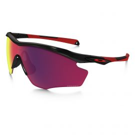 Oakley M2 Frame XL Prizm Road fietsbril heren polished black